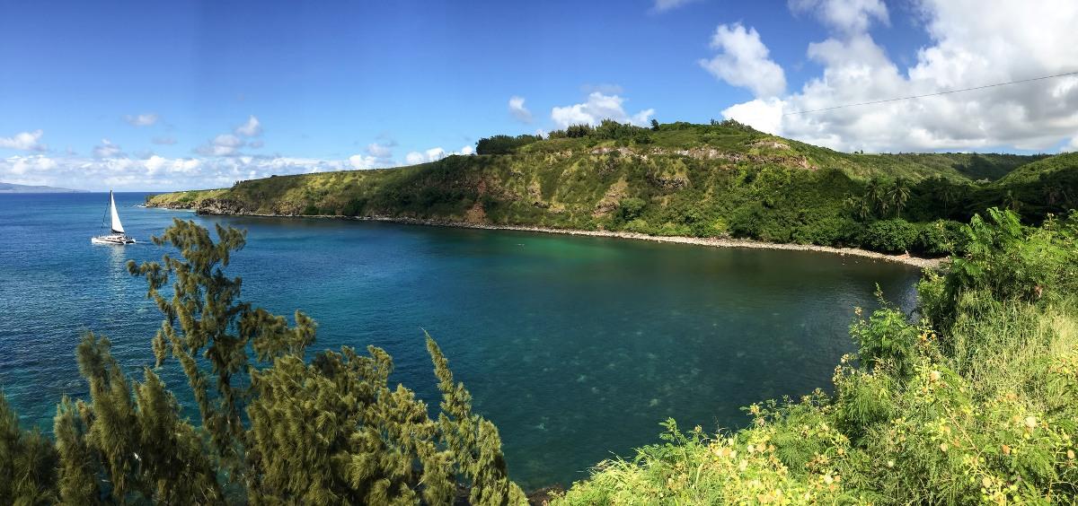 Hawaii Maui Island