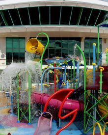 H2O Splash Zone Royal Caribbean