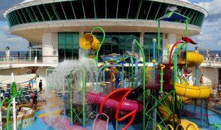 H2O Splash Zone Royal Caribbean